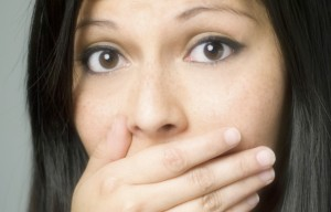 bad breath - periodontal disease