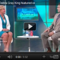 Dr. Debra Gray King featured on the hit TV show The Doctors