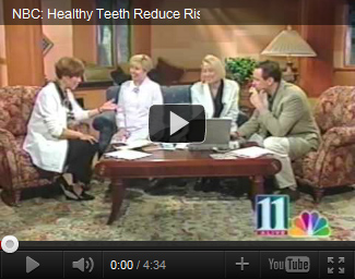 NBC: Healthy Teeth Reduce Risk Of Heart Disease